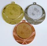 Badminton medaile D114-34