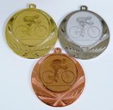 Cyklo medaile D114-71