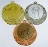 Kickbox medaile D114-164