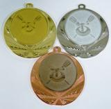 Curling medaile D114-128