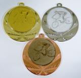 Cyklo medaile D114-137