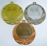 Florbal medaile D114-165