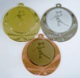 Házená medaile ženy D114-8