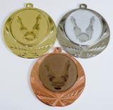 Kuželky medaile D114-42