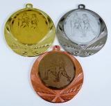 Severská chůze medaile D114-182