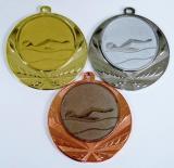 Plavání medaile D114-15