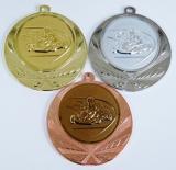 Motokáry medaile D114-A81