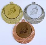 Motorka medaile D114-76