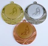 Lyže medaile D114-95