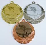 Kulečník medaile D114-54