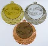 Ryby medaile D114-61