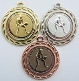 Tenis medaile muž D109-A6