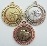 Cyklisti medaile D109-A16