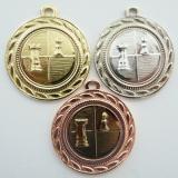 Šachy medaile D109-A26