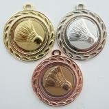 Badminton medaile D109-A42