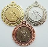 Běžky medaile D109-A46