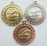 Plavání medaile D109-A47