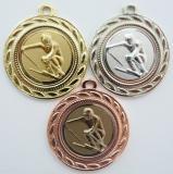 Sjezd medaile D109-A54