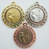 Lukostřelba medaile D109-A57