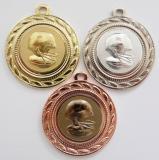 Americký fotbal medaile D109-A60