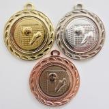 Fotbal medaile D109-A61
