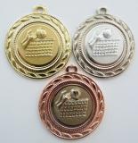 Volejbal medaile D109-A64