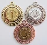 Medaile pořadí D109-A67-9