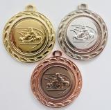 Motokáry medaile D109-A81