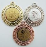 Cyklista medaile D109-71