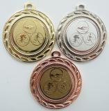 Triatlon medaile D109-74