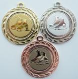 Krasobruslení medaile D109-160