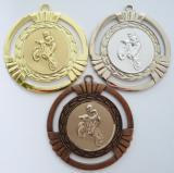 Motokros medaile D62-A32