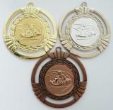 Motokáry medaile D62-A81