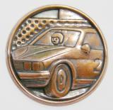 Auta MINI emblém A41č.37-bronz