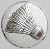 Badminton MAXI emblém A12č.42-stříbro