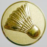 Badminton MAXI emblém A12č.42-zlato