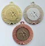 Běžky medaile DI4001-A46