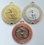 Sjezd medaile DI4001-A54