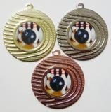 Bowling medaile DI5001-L150
