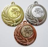 Cyklisti medaile D110-A16