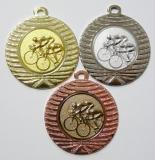 Cyklisti medaile DI4001-A16