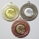 Cyklisti medaile DI5001-A16