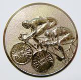 Cyklistika MAXI emblém A12č.16-bronz