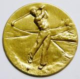 Golf MINI emblém A4č.37-bronz
