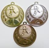 Fotbal medaile D43-A1