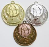 Volejbal medaile D43-A2