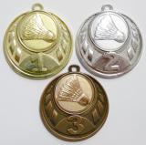 Badminton medaile D43-A42
