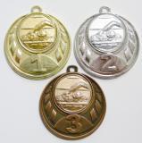 Plavání medaile D43-A47