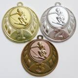 Sjezd medaile D43-A54