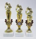 Fotbal trofeje 39-P005